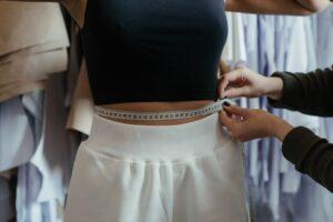 Medir la cintura